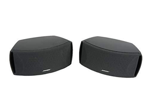 2X Bose 321 3-2-1 Series I altoparlante nero