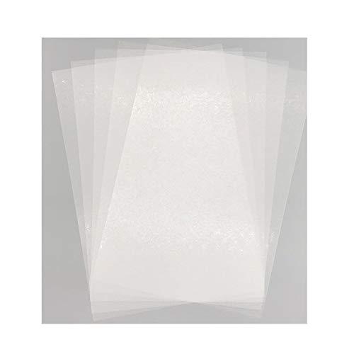 Domeilleur - Juego de 5 hojas de plástico termorretráctiles para manualidades educativas