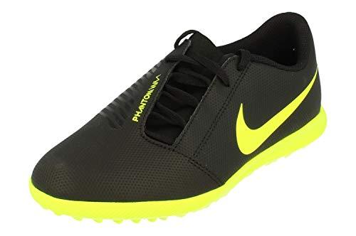 Nike Unisex Future 5.3 Netfit Fg/Ag Jr Fußballschuhe, Gelb Ultra Yellow Puma Black, 38 EU