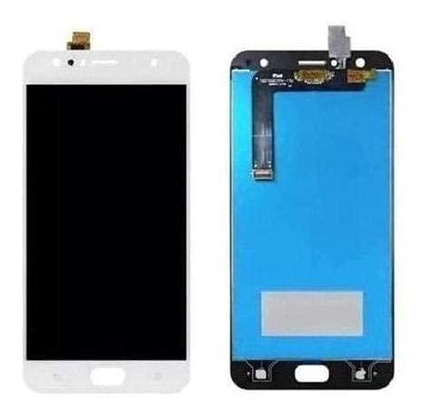 Frontal Display Asus Zenfone 4 Selfie Zd553kl 5.5 Pol Branco