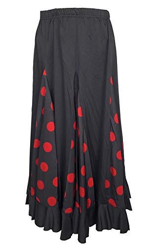 Falda Roja  marca La Senorita