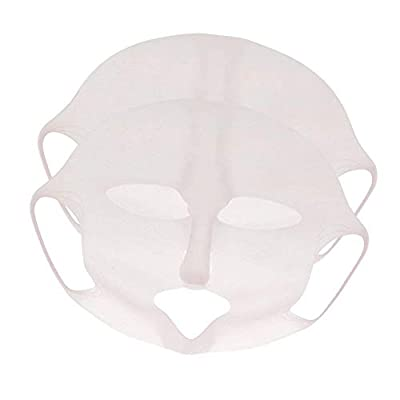 Face Mask Cover, Reusable Silicone Mask Cover Facial Steam Waterproof Face Moisturizing Beautity Mask from