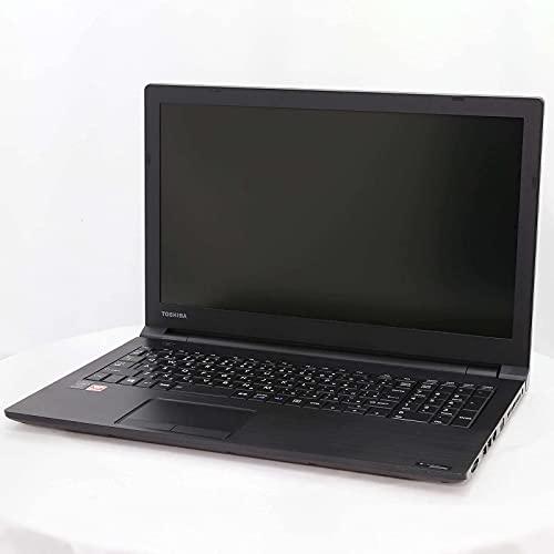 Computer Notebook Portatile Toshiba Satellite Dynabook B65 Schermo 15.6  HD Windows 10 Pro Intel Core i7-5500U Memoria Ram 8GB SSD 240GB Webcam DVD-ROM Wi-Fi + Bluetooth USB 3.0 (Ricondizionato)