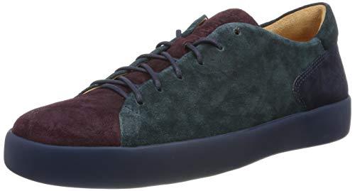 Think! Herren JOEKING_585643 Sneaker, Blau (Petrol/Kombi 92), 44.5 EU