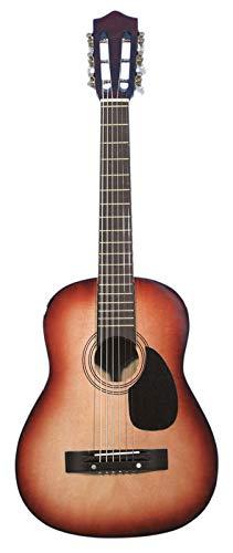 Spiel AG Gitarre Kindergitarre aus Holz 76 cm Stahlseiten stimmbar