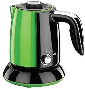 Korkmaz Tekkahve elektrischer Mokkakocher Espressokocher türkischer Kaffee 830 W grün |