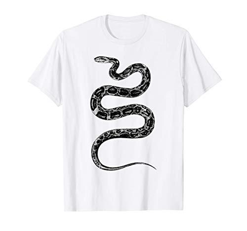 Animal de terrario reptil serpiente salvaje Camiseta
