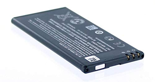 Batteria originale per Microsoft Lumia 640/Lumia 640Dual SIM (non 640XL), agli ioni di litio/3,8V/2.500mAh