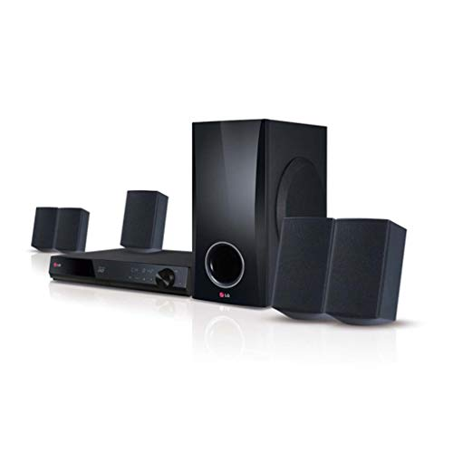 LG Electronics BH5140S 500W Blu-Ray Home Theater System with Smart TV capability (Certified Refurbished)