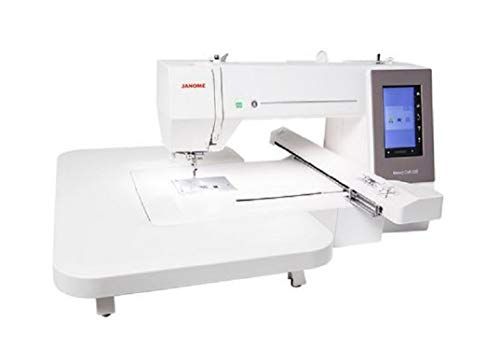 Janome Memory Craft 550e Stickmaschine