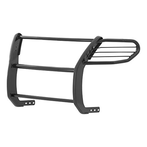 ARIES 3065 1-1/2-Inch Black Steel Grille Guard, No-Drill, Select Ford Explorer