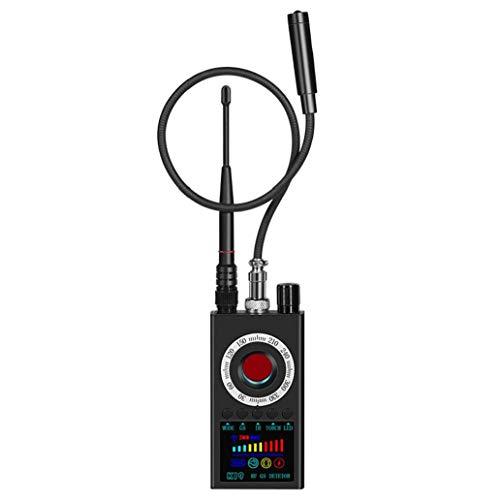 Señal De Alarma Del Detector De Señal De La Señal Inalámbrica K19 Rastreador Anti Espía Del Detector De Dispositivo De Escucha De Radio Buscador De Escáner