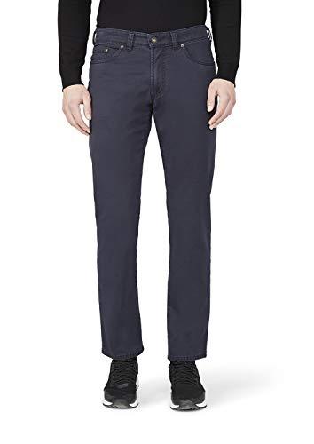 Atelier GARDEUR Herren Nevio Straight Jeans, Blau (Nachtblau 69), W31/L32 (Herstellergröße: 31/32)