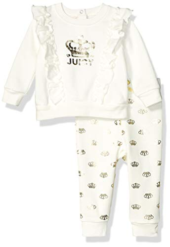 Juicy Couture Baby Girls 2 Pieces Jog Set
