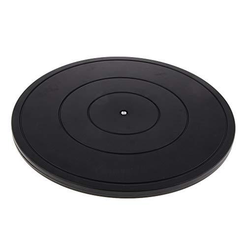 "joyMerit Rotating Swivel Turntable Steel Ball Bearings for Computer Monitors TVs 16"""