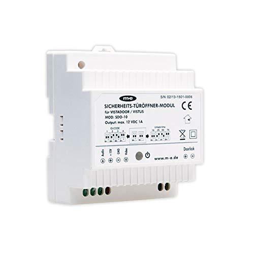 m-e modern-electronics SDO-10 - Modulo apriporta di sicurezza