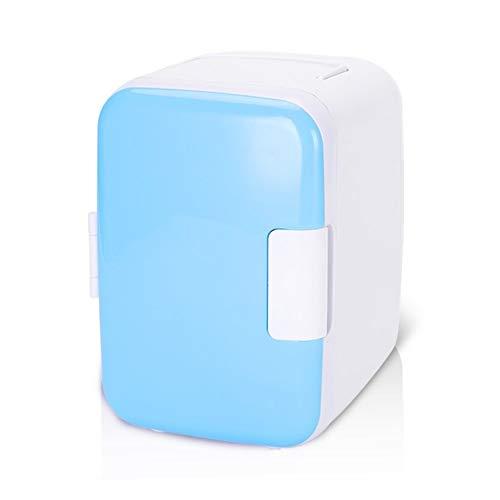 Mini Nevera Nevera para Coche 4 litros / 6 latas Enfriador y Calentador eléctrico Sistema termoeléctrico portátil para Coche
