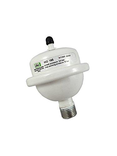 Reflex Membran-Druckausdehnungsgefäß Wasserschlagdämpfer, 10 bar