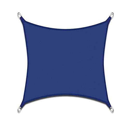 Pantalla de tela de toldo del toldo del toldo del toldo del sol a prueba de agua, 95% de bloqueo UV UV y resistente al agua, para la cochera de jardín de patio al aire libre (Hacemos el tamaño persona