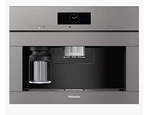 Miele CVA 7845 GRGR - Cafetera (60 cm), color gris