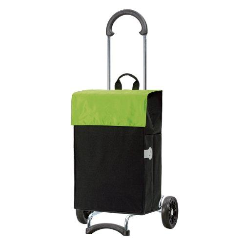 Andersen Shopper Scala mit Tasche Hera 44 Liter grün