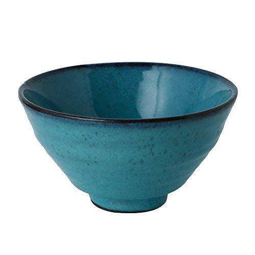 WCS Bowl Bol en céramique Accueil Creative Arts de la table Petit Soup Bowl Kars Personnalité européenne Dessert Bowl
