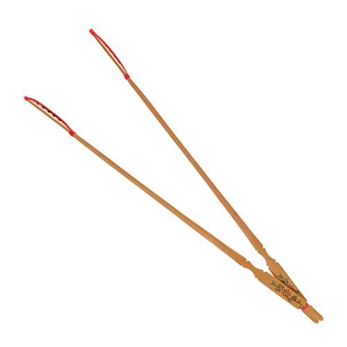 D DOLITY 1 Paar Hackbrett Hammer Yangqin-Hackbrett-Zusatz Musikinstrument-Teile
