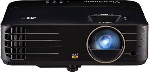 ViewSonic PX728-4K, proyector de Juegos y Cine en casa 4K UHD de 2.000 lúmenes ANSI con Entrada ultrarrápida de 5 ms y frecuencia de actualización de 240 Hz