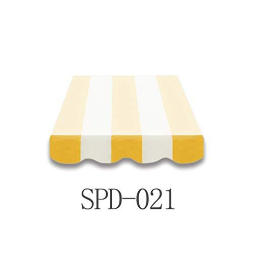 Vana Deutschland Toldo plástico Faldón Toldo Tela para plástico Solo Cenefa 3m/4M spd021