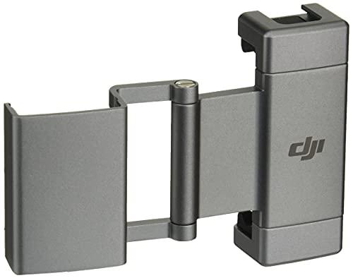 """DJI Pocket 2 Telefonclip - Bietet eine stabile Verbindung zum Smartphone, sowie 1/4\""""-Gewindebohrung und Zubehörschuh für mehr Aufnahmemöglichkeiten"""