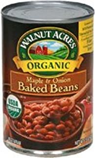 Walnut Acres Organic Baked Beans Maple And Onion -- 15 oz - 2 pc