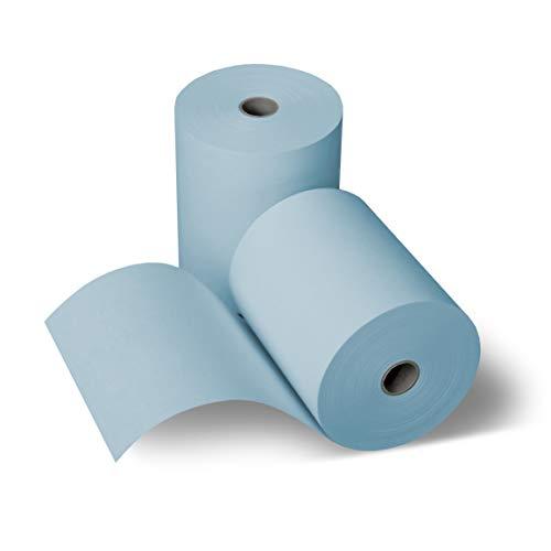 Bonrolle, Thermopapier, Blue4est Ökopapier, 48g, 80mm / 80m / 12mm, 20 Stk von Kassenbon24