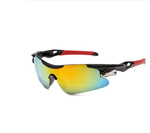 Gafas de sol deportivas para hombre, para bicicleta de carreras, montaña, ciclismo, equitación, gafas de sol