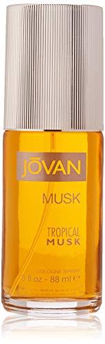 Jovan Tropical Musk by Cologne Spray 3 oz / 90 ML (Men)