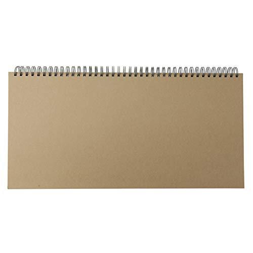 MUJI Craft Desk Schedule Note 350×170mm