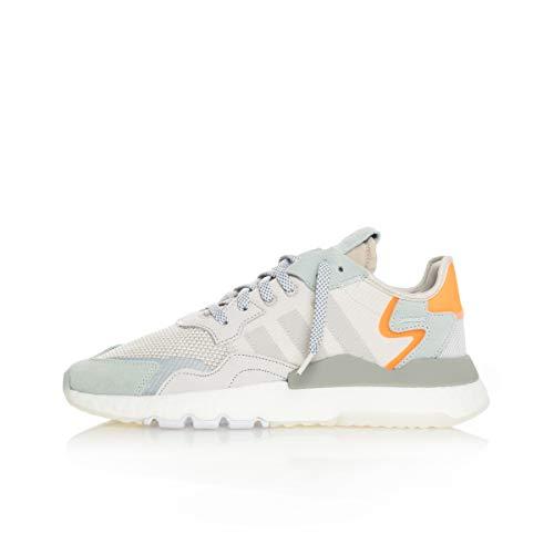 Adidas Nite Jogger, Zapatos de Escalada Unisex Adulto, Multicolor (Blapur/Griuno/Vervap 000), 40 EU