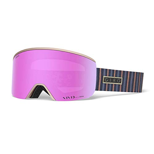 GIRO ELLA skibril, roze vineyard, M