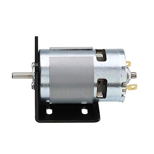 LKAIBIN 775 Motor con Soporte de Montaje 12V 10000 RPM del Motor Doble rodamientos de Bolas 150W