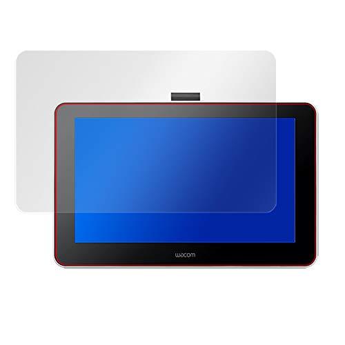 反射防止液晶保護フィルム 防指紋 防気泡 Wacom One 液晶ペンタブレット 13 (DTC133W0D / DTC133W1D) 用 日本製 OverLay Plus OLDTC133W0D/1