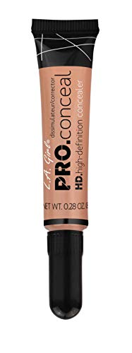 LA Girl Pro Coneal HD. High Definiton Concealer 0.25 oz GC994 PEACH