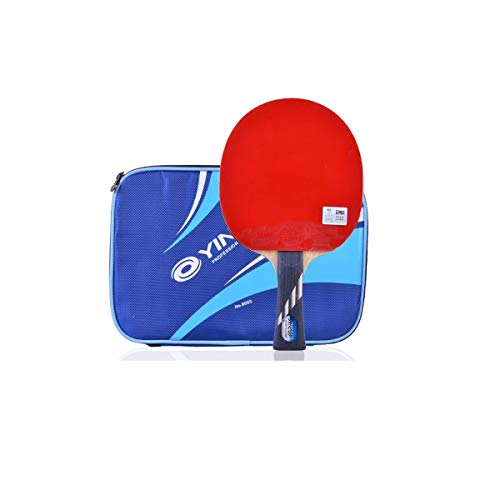 Review Of HUIJUNWENTI Table Tennis Racket, Single Shot, Professional Level, Pen-Hold, Horizontal Sho...