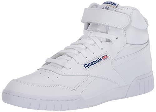 Reebok EX-O-FIT High Zapatillas altas, Hombre, Blanco (Int-White), 42