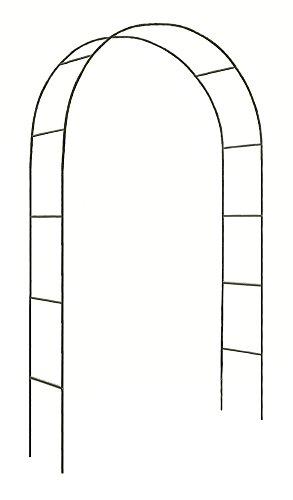 VERDELOOK Arco di Trionfo 140x38x240 cm, per arredo Giardino e Decorazioni