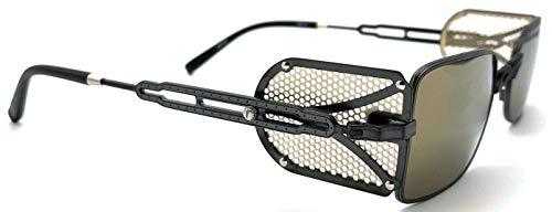 Matsuda 10611H black matte sunglasses