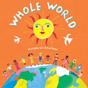 Whole World audiobook cover art