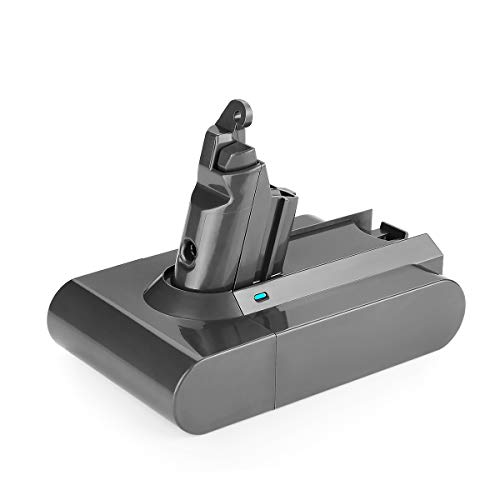 Yabelle Upgraded 4.0Ah Replacement for Dyson V6 Battery Dyson SV04 SV09 DC59 DC62 DC61 DC58 Handheld Vacuum Cleaner Dyson Battery