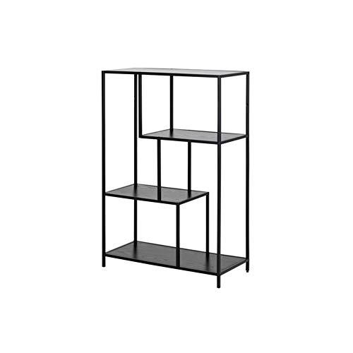Selsey Seaford – Bücherregal Standregal in Esche 114 cm hoch asymmetrisch