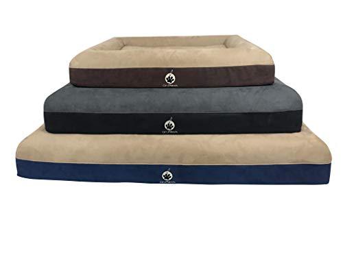 On Paws 'Sleep Easy Bed' Orthopaedic Dog Bed