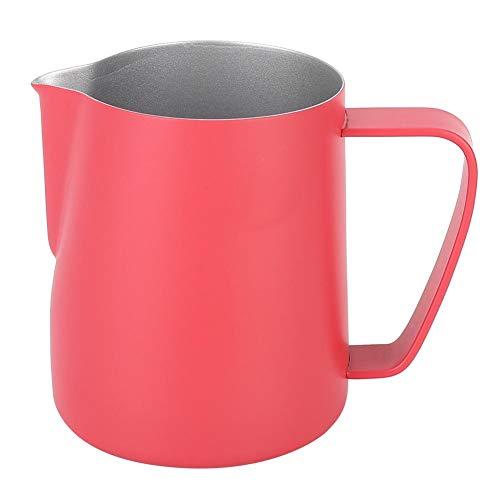 Opschuimer voor huishoudelijk gebruik, roestvrij staal, melkopschuimer, kop, koffie, latte container, kop, koffie, gebruiksvoorwerpen, meerdere keren #2