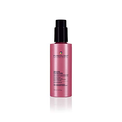 Pureology Smooth Perfection Smoothing Serum | For Normal to Thick, Frizzy Hair | Smooths Hair &...